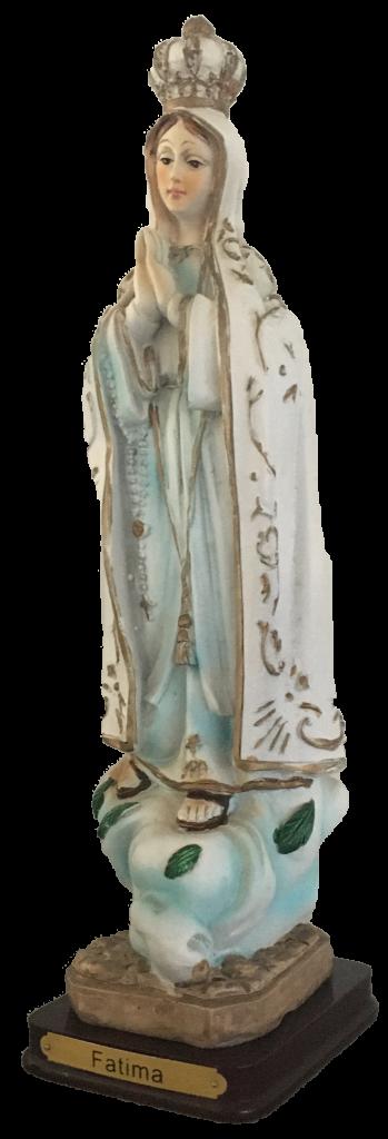 Fatima beeldje Reconnective Healing, Chakra Healing en Reiki